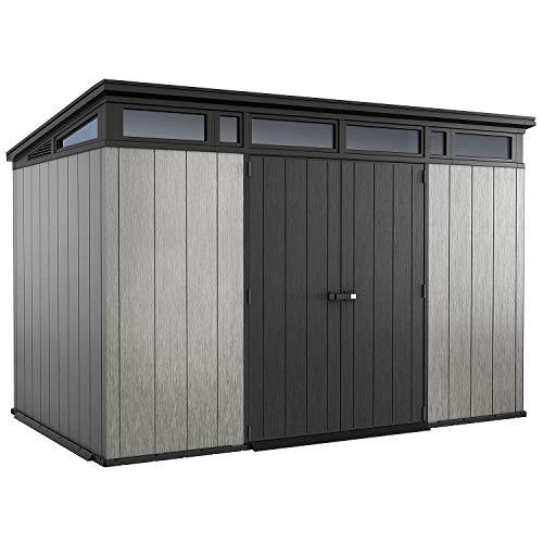 Artisan 11' x 7' Customizable Backyard Storage Shed