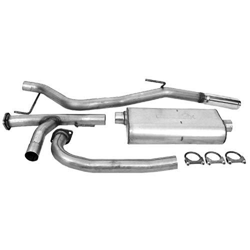 Dynomax 19443 Exhaust System