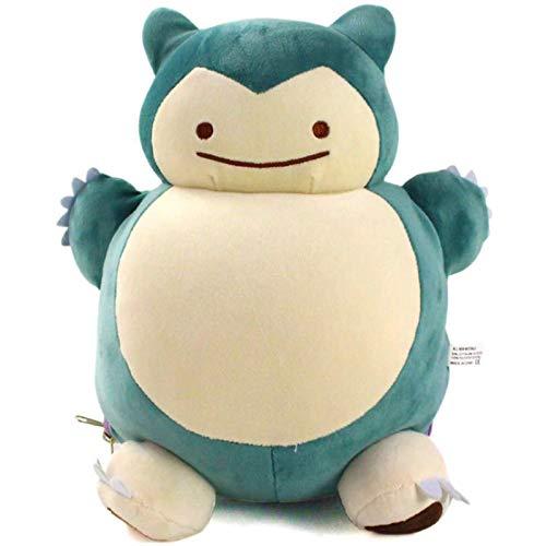 Fbpduy Comprar Ahora: AUHOKY Down Cotton Kabi Reversible Pillow Plush Toy Almohada de muñeca de Doble propósito 32 cm / 12,6 pulg