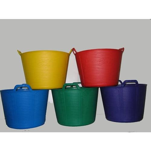 Fiel-Kanguro - Capazo Plastico N.3 Amarillo 1040701