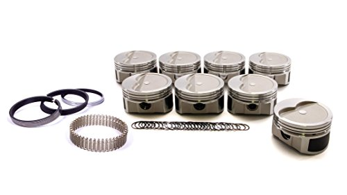 Wiseco Pro-Tru PTS509A3 SBC Dished Piston Set 4.030 Bore -15cc