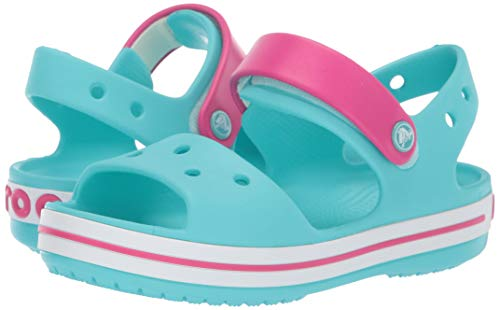 crocs Crocband Sandal Kids, Unisex, Blau - 12