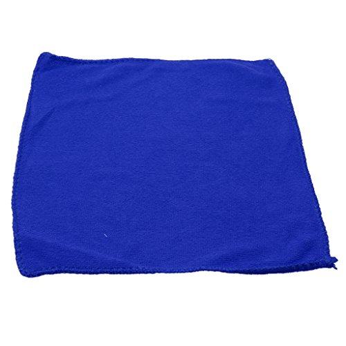 Generic Handtuch, Billard Queue Pflegehandtuch - Pool Billiard Cue Towel, Reinigungstuch - Blau