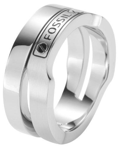 Fossil Herren-Ring Edelstahl Gr.60 (19.1) JF86039040-60
