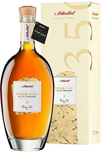 Scheibel Edles Fass 350 Glut-Orange 0,7l.