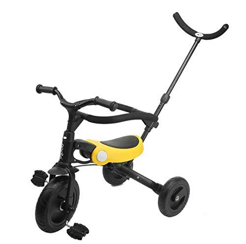 ADDG Baby driewieler kinderfiets outdoor fiets speelgoed geschikt voor 2-6 jaar oud