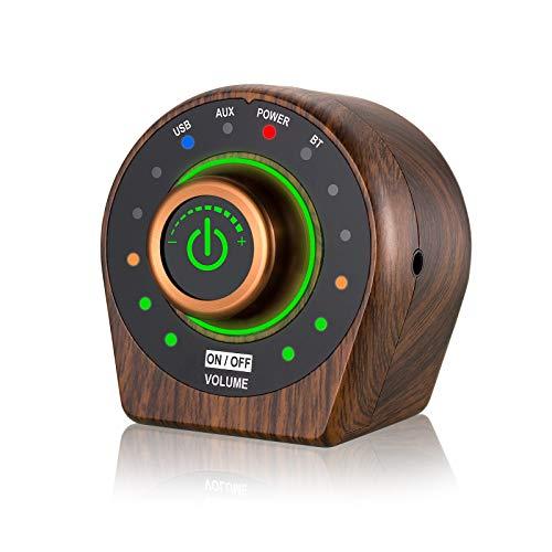 Nobsound Mini Bluetooth 5.0 amplificatore finale classe D Digital Stereo Speaker Amplificatore