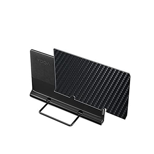 VacFun 2 Piezas Protector de pantalla Posterior, compatible con Lenovo Yoga Tab 13 13', Negro Película de Trasera Espalda Piel (Not Funda Carcasa)