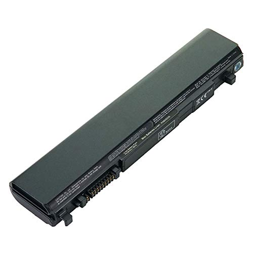 BattPit Laptop Battery for Toshiba PA5043U-1BRS PA3832U-1BRS PA3831U-1BRS PABAS249 Portege/Satellite/Tecra R630 R700 R705 R830 R840 R930 R940 - High Performance [6-Cell/4400mAh/48Wh]