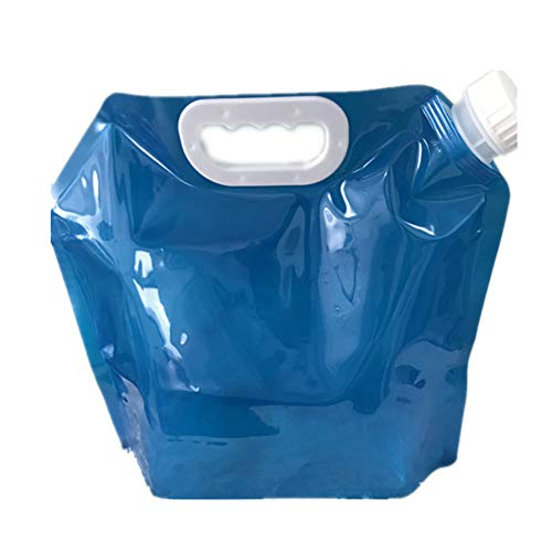 5L Al Aire Libre Plegable Plegable Plegable Bolsa De Agua Potable del...