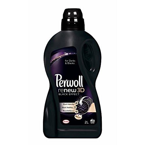 Perwoll Renew Black & Fiber Liquid Laundry Detergent...