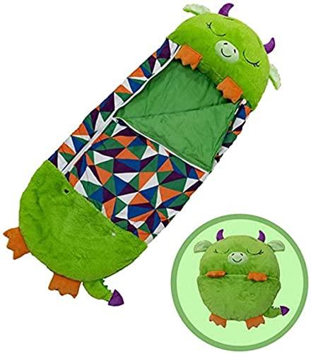 WEWQ Saco de Almohada Sleepy - Bolsa de Dormir cómoda Cozy Compact...