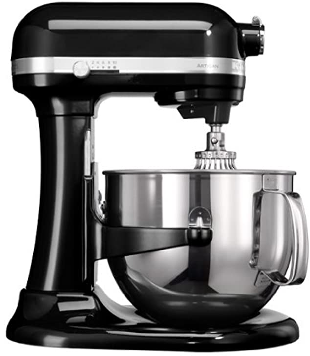 Robot da cucina con sollevamento ciotola artisan da 6,9 l iksm7580b  kitchenaid 5KSM7580XEOB