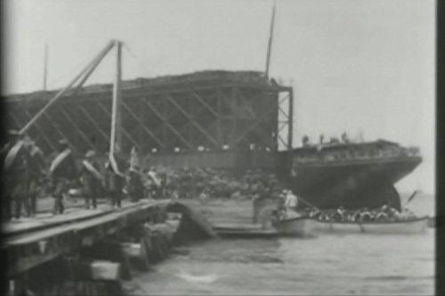 U.S Troops Landing at Daiquiri, Cuba