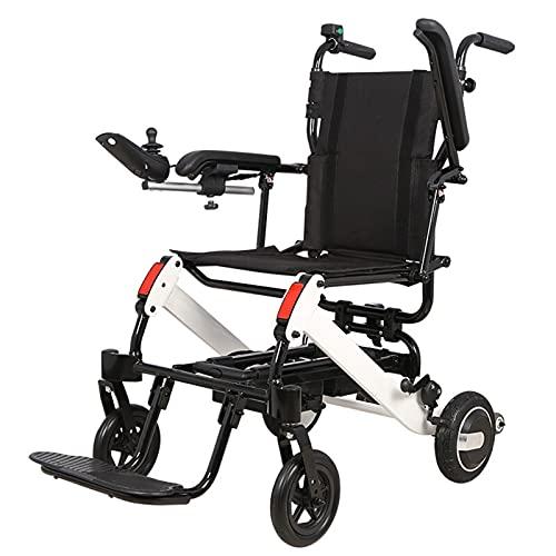 LFLLFLLFL Behinderter Rollstuhl Elektrische Rollstühle Für Ältere Elektrische Rollstühle, Die Für Verschiedene Bereiche Geeignet Sind, Kann Mit Einem 360 ° Wasserdichten Joystick Angelegt Werden