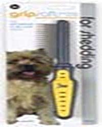 Grooming a German Shepherd for Summer with the JW Pet GripSoft Shedding Tool