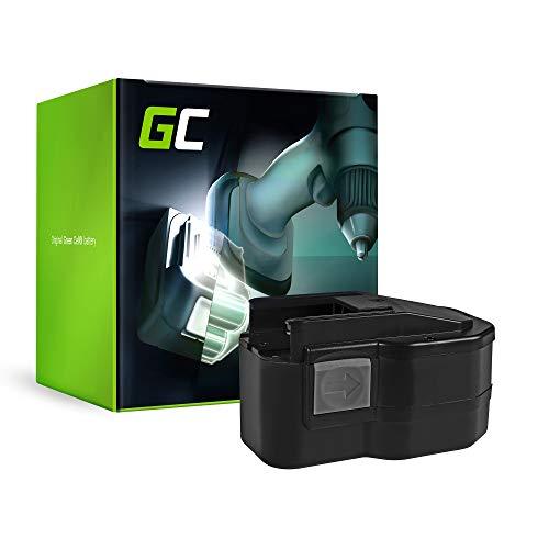 GC® (3.3Ah 12V Ni-MH cellen) Accu Batterij Vervangend batterijpakket voor AEG BEST 12 Elektrisch gereedschap