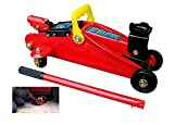 Best Hydraulic Jacks - IR 2 ton Car Hydraulic Trolley Jack Review