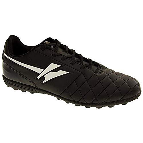 Gola Rey VX - Chaussures de Football - Homme (42 EUR) (Noir/Blanc)