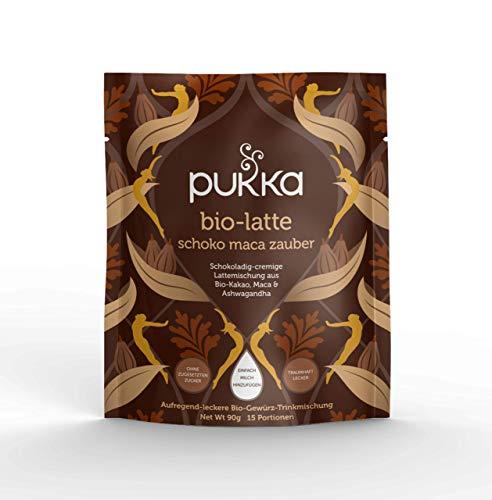 Pukka BIO Latte Schoko Maca Zauber, 90 g