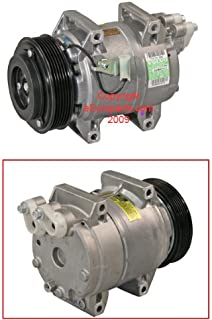 for Volvo (99-09) A/C Compressor +Clutch NEW ships fast OEM ac air conditioning