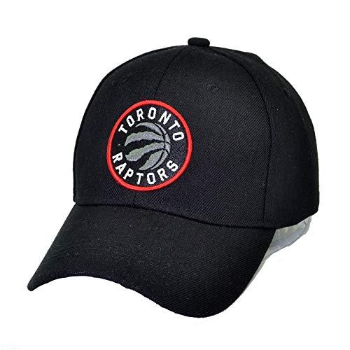 H/A Los Sombreros de béisbol de la Manera de la Marea Sombrero de los Hombres y Mujeres Pareja Nueva Gorra de béisbol de Primavera y Verano Sombrero for el Sol Raptors de Baloncesto SADDM