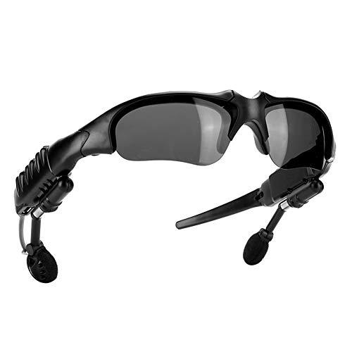 Gafas de Sol, Huairdum Auriculares Bluetooth, Auriculares inalámbricos Bluetooth, Reducción de Ruido...