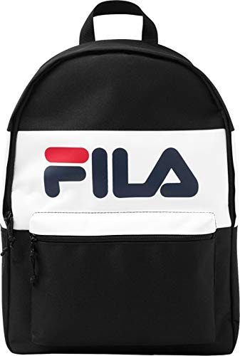 Fila Arda 6416 Retro Colour Block Backpack Black