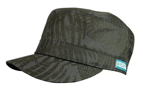 COASTAL - Fidel Cap Palm Leafs (charcoal)
