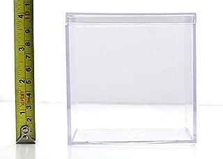 Clear Plastic Box - 4