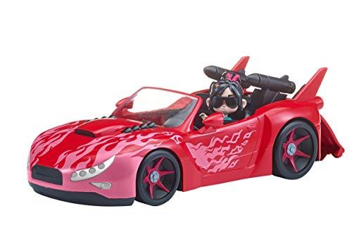 Wreck-It Ralph 36865 vehículo Coche y Vanellope Figura
