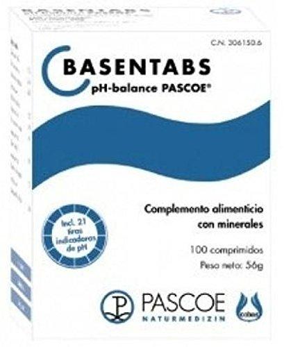 Basentabs Ph-Balance 100 comprimidos de Pascoe