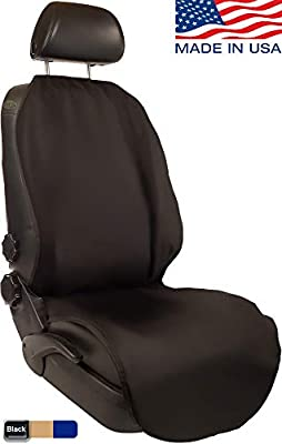 CleanRide™: Bacteria-Resistant, 100% Waterproof Car Seat Cover: Triathlon Beach Yoga Running Crossfit Sweat Workout (Odor-Resistant and Super-Compact)