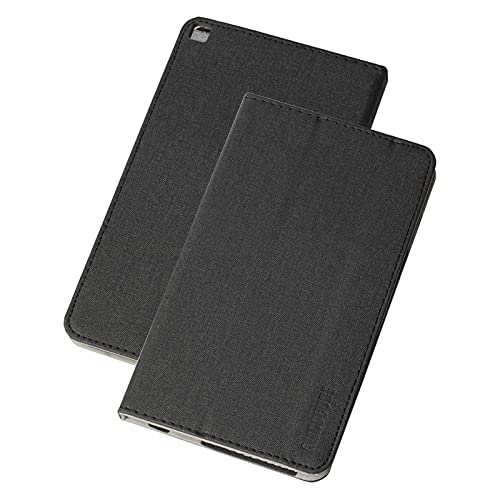 Cool than Rubik's Cube iPlay8T - Funda de piel sintética para tablet (8 pulgadas, incluye protector anticaída), color negro