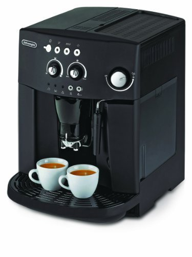 De'Longhi Esam 4000.b Magnifica 15 Bar Bean to Cup Coffee Machine - Black by De'Longhi