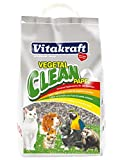 Vitakraft 1571260031 - sustrato Vegetal Clean Papel 10 l