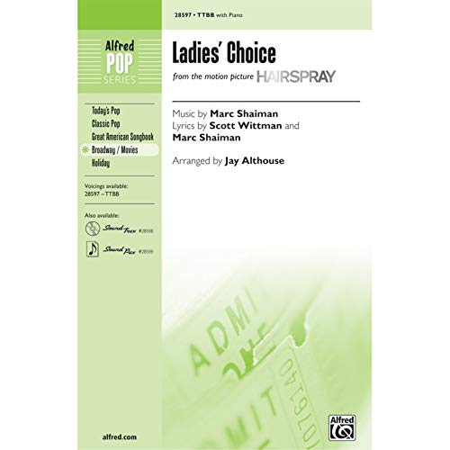 Ladies\' Choice (from the movie Hairspray) - PART