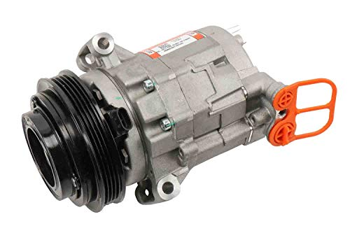 GM Genuine Parts 15-22274 Air Conditioning Compressor Kit with Valve and Oil