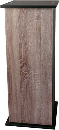 sera 32407 Unterschrank 100 cm mit Tür Walnut für Scaper Cube Aquarium