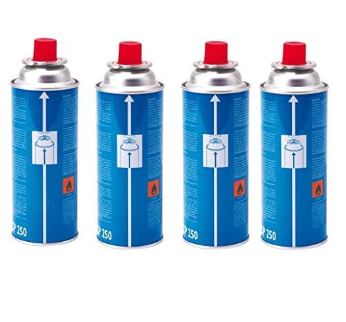 ALTIGASI Campingaz CP250 – 4 x Gaskartuschen für Kocher