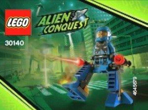 LEGO Alien Conquest: ADU Walker Establecer 30140 (Bolsas)