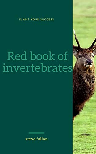 Red book of invertebrates