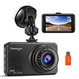 Dash Cam FHD 1080P In Car Camera Dashcam for Cars,170° Wide Angle 3