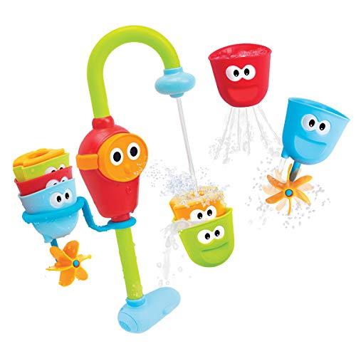 YOOKIDOO - La Douche en Délire - Jeu de Bain Multi Activités - Jouet Bain bébé - Jeu Bain et Douche Yookidoo - Eveil des sens - Jouet bébé Educatif - Cadeau bébé de 9 mois à 3 ans