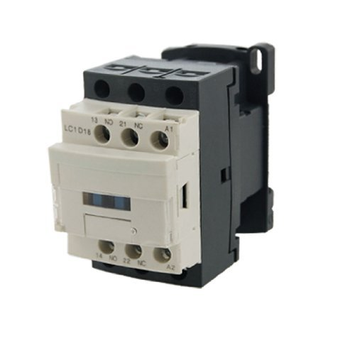 LC1D18 de control del motor AC Contactor 18A 3 Fase 3-Pole bobina de 24 voltios