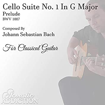 Cello Suite No. 1 in G Major, BWV 1007: I. Prelude (Arr. for Classical Guitar)