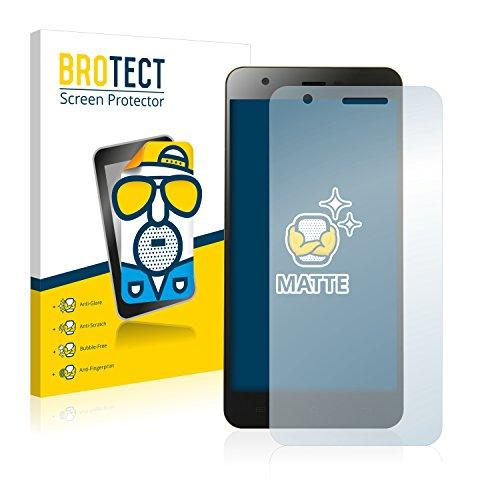 BROTECT 2X Entspiegelungs-Schutzfolie kompatibel mit Jiayu S3 Bildschirmschutz-Folie Matt, Anti-Reflex, Anti-Fingerprint