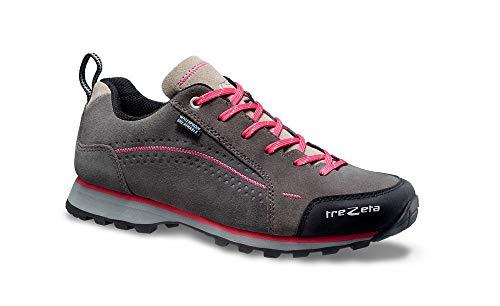 Trezeta Shoes Spring WP Grey-Magenta pour femme - - Gris magenta, 36 EU EU