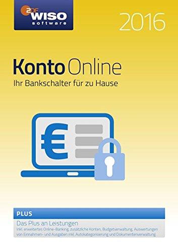 WISO Konto Online Plus 2016