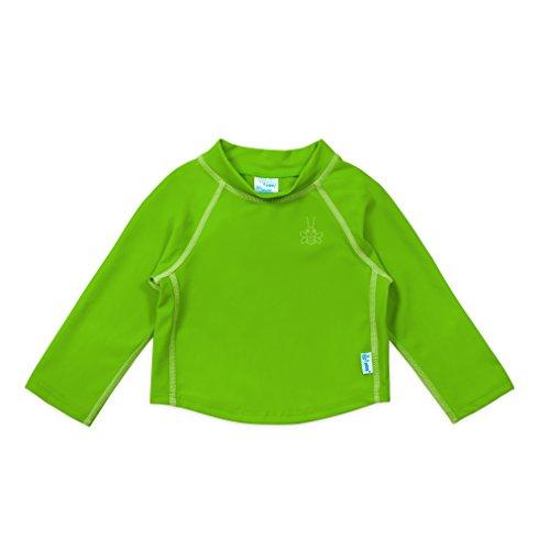 I Play Manches longues T-Shirt unisexe - vert(Citron Vert) - 6 Mois